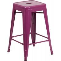 Flash Furniture ET-BT3503-24-PUR-GG 24