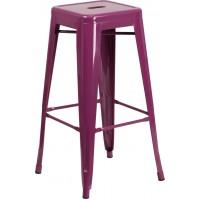 Flash Furniture ET-BT3503-30-PUR-GG 30