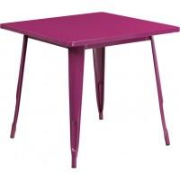 Flash Furniture ET-CT002-1-PUR-GG 31.5