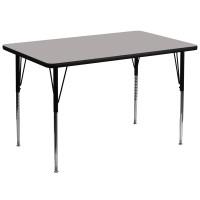 Flash Furniture XU-A3672-REC-GY-H-A-GG 36
