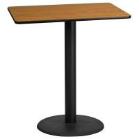 Flash Furniture XU-NATTB-3042-TR24B-GG 30
