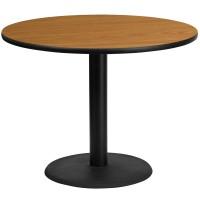 Flash Furniture XU-RD-42-NATTB-TR24-GG 42