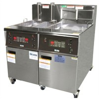 Giles EOF-10-10/20 Square-Vat Double Banked 10