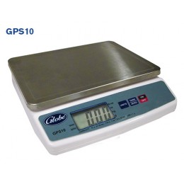 Globe GPS10 Portion Control Scale Battery or AC Powered 10lb