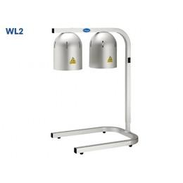 Globe WL2 Chefmate Food Warming Lamp 120v 60h 5-15P 500w