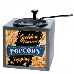 Gold Medal 2195 Butter Topping Dispenser Warmer Lighted Sign