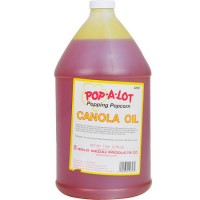 Gold Medal 2657 Canola Popping Oil Gallons 4/CS