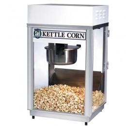 Gold Medal 2660KC Kettle Corn 6oz Deluxe 60 Popper 120V