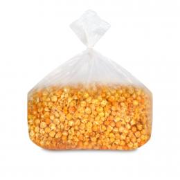 Gold Medal 3727 Cheddar Cheese Corn Bulk Bag in Box 8lbs