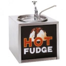Gold Medal 2201 Pump-Style Fudge Warmer 120V