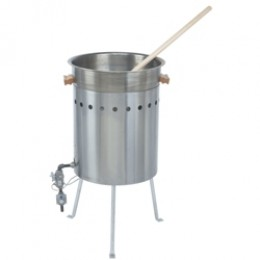 Gold Medal 4110HD Gas Stainless Steel 19