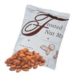 Gold Medal 4501 Frosted Nut Mix Cinnamon Flavored 24-24oz Bags