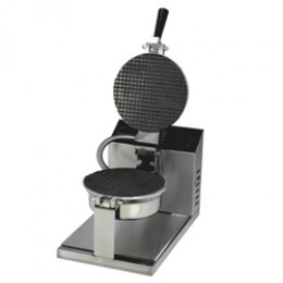 Gold Medal 5020T Giant Waffle Cone Baker Non-Stick Grids 8
