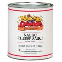 Gold Medal 5253 El Nacho Grande Cheese Sauce 6-10lb Cans/CS