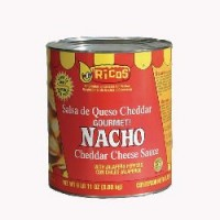 Gold Medal 5261 Ricos RTU Cheese Sauce 6/Cans