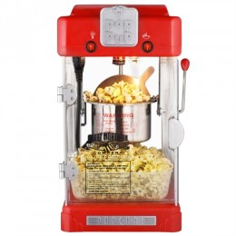 Great Northern 2.5 oz Little Bambino Popcorn Machine Red