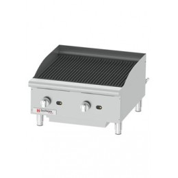 Cecilware CCP24 Stainless Steel Gas Charbroiler 24