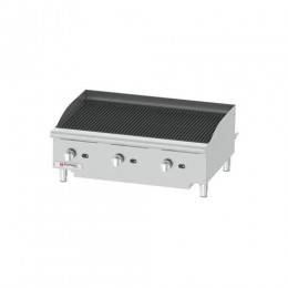 Cecilware CCP36 Stainless Steel Gas Charbroiler 36