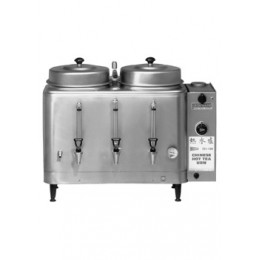 Cecilware CH100N Twin 3 Gallon Chinese Hot Tea Urn 208/240V