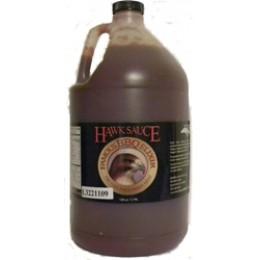 Hawk Sauce Original BBQ Elixir 128 oz Bottle