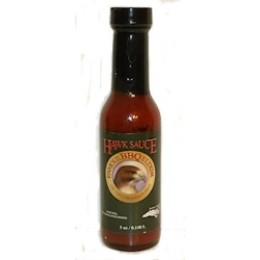 Hawk Sauce Original BBQ Elixir 16oz Bottle