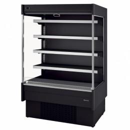 Infrico EML 12 C M2 Air Curtain Refrigerator, 31.5 cu ft, 4 Shelves