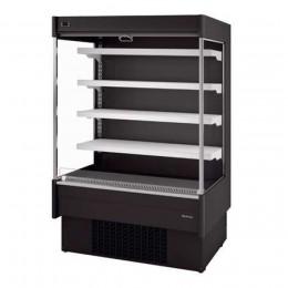 Infrico EML 9 C M2 Air Curtain Refrigerator, 23.7 cu ft, 4 Shelves
