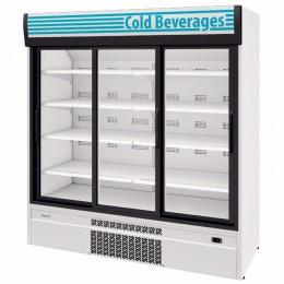 Infrico ERC180 Glass Door Merchandiser Refrigerator-57 cu.ft.