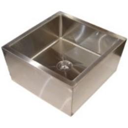 Ascend Stainless Steel Floor Mop Sink