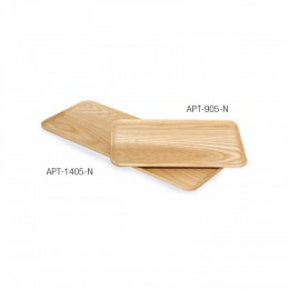 JK Adams APT-1405-N Coupe Appetizer North American Ash Plate