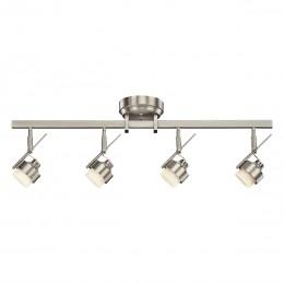 Kichler 10326NI Rail Light 4Lt LED