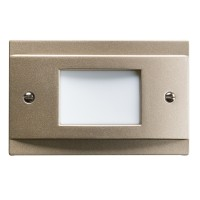 Kichler 12665NI LED Step Light Non Dimmable