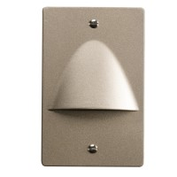 Kichler 12667NI LED Step Light Non Dimmable