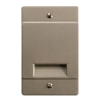 Kichler 12668NI LED Step Light Non Dimmable