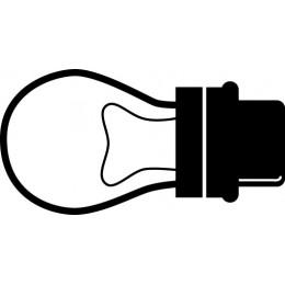 Kichler 15598CLR Accessory Bulb 3156 24.4W 10/PK