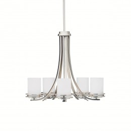 Kichler 1672NI Hendrik Collection Chandelier 5Lt