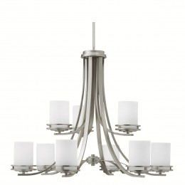 Kichler 1674NI Hendrik Collection Chandelier 9Lt