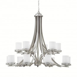 Kichler 1675NI Hendrik Collection Chandelier 15Lt