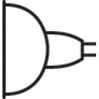 Kichler 17072 MR16 35 Watt 36 Degree Flood Halogen Bulbs 10/PK