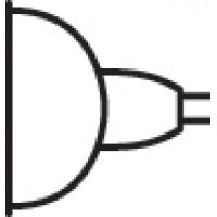 Kichler 17077 MR16 35 Watt 36 Degree Flood Halogen Bulbs 10/PK