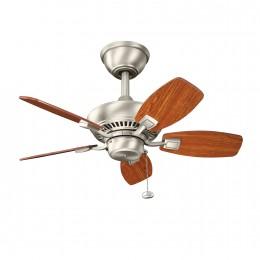 Kichler 300103NI Brushed Nickel 30 Inch Canfield Fan