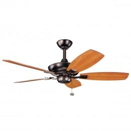 Kichler 300107OBB Oil Brushed Bronze 44 Inch Canfield Fan