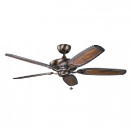 Kichler 300117OBB Oil Brushed Bronze 52 Inch Canfield Fan