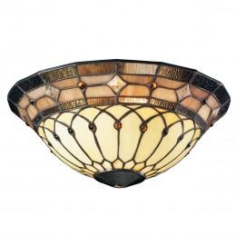 Kichler 340001 Tiffany Universal Art Glass Bowl