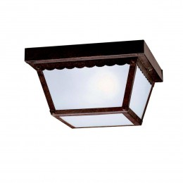 Kichler 345TZ Outdoor Miscellaneous Collection Outdoor Ceiling 2Lt
