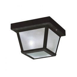Kichler 365BK Outdoor Miscellaneous Collection Outdoor Ceiling 12/CS