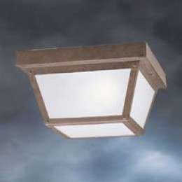 Kichler 365TZ Outdoor Miscellaneous Collection Outdoor Ceiling 1Lt