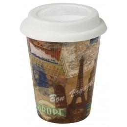 Konitz Bon Voyage Travel Mug w/ Lid Set of Two