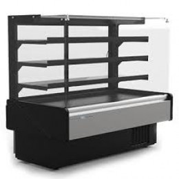 Hydra-Kool KBD-FG-50-S Refrigerated Self Contained Bakery Display Case 51