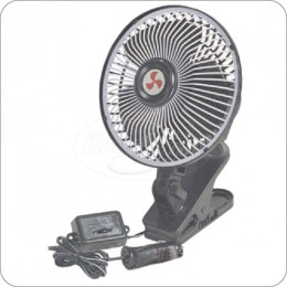 Koolatron 401-138 Oscillating Auto Fan